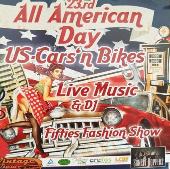 ALL AMERICAN DAY US-Cars'n BIKES