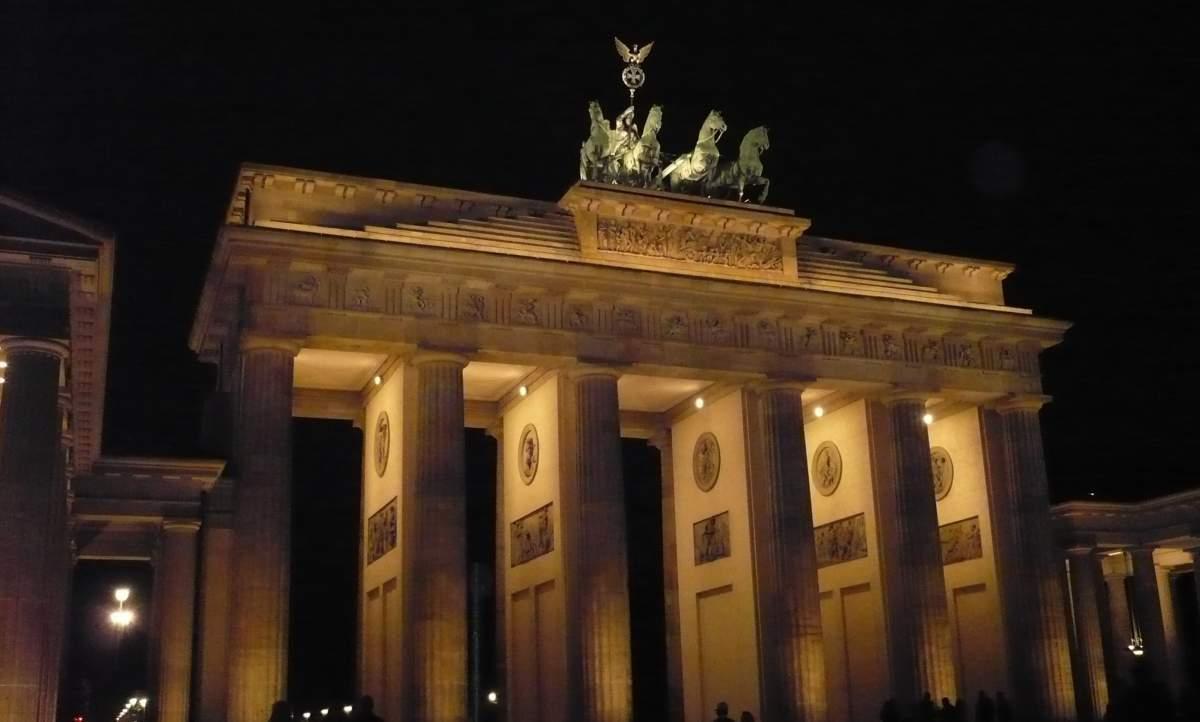Berlin, Berlin….